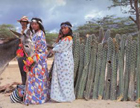 Wayuu Indians of Colombia's La Guarija Peninsula
